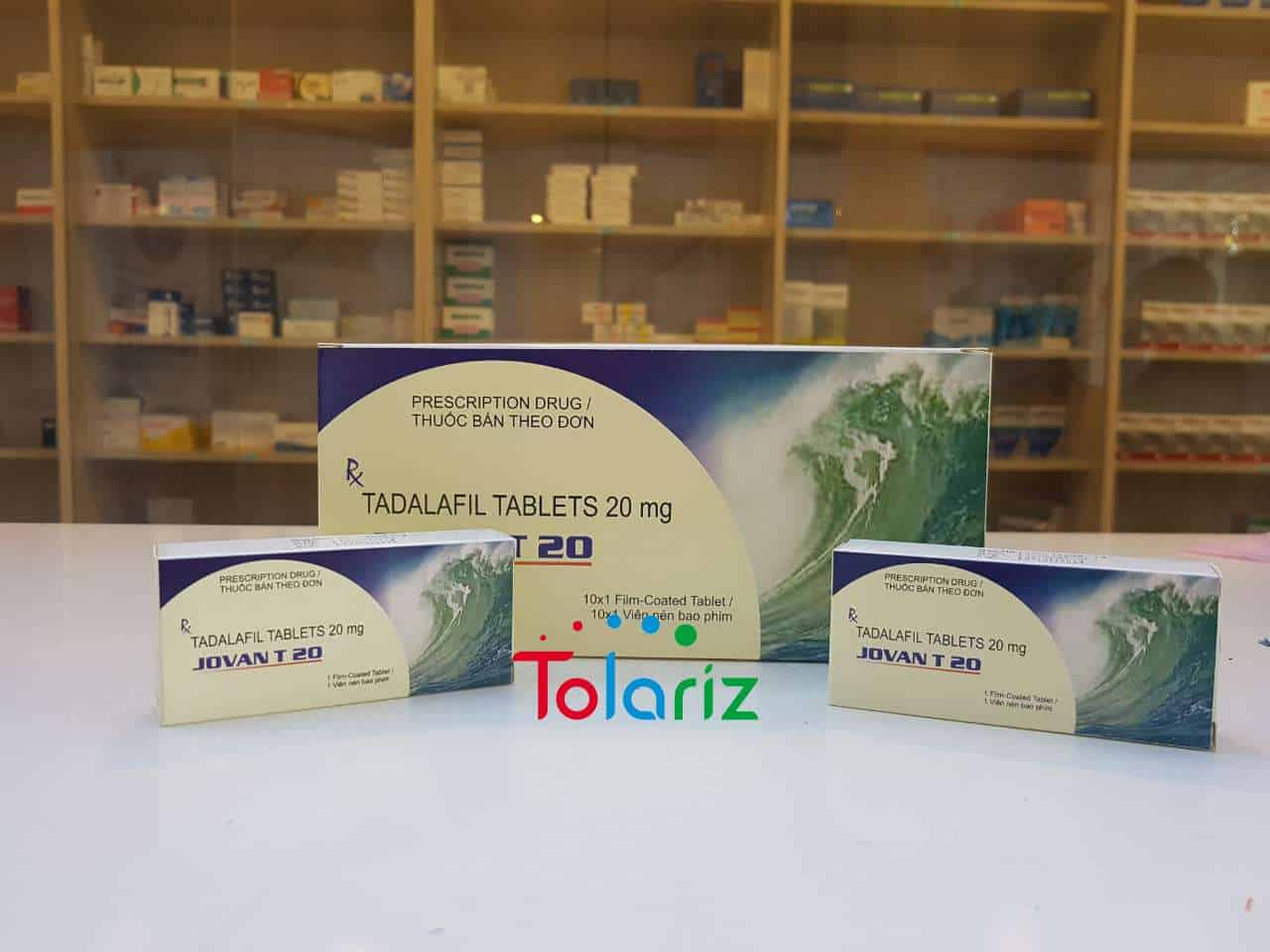 Thuốc Jovan T20 là thuốc tăng cường thời gian cương dương, đồng thời hỗ trợ điều trị rối loạn cương dương bằng cơ chế hoạt chất từ Tadalafil 20mh có điều kiện.