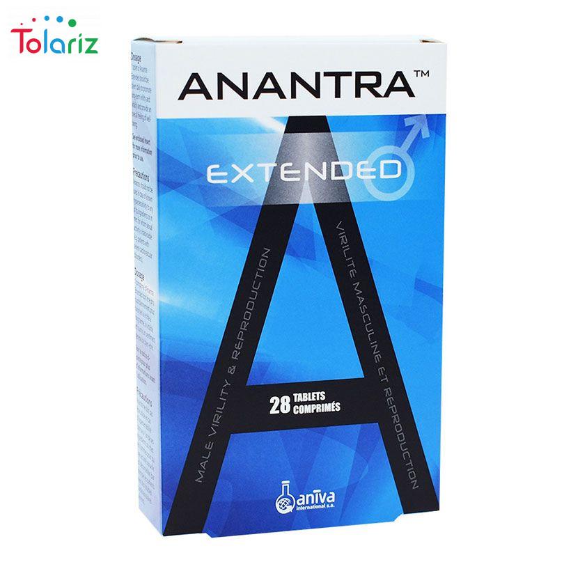 Anantra Extended – Tăng Cường Sinh Lý