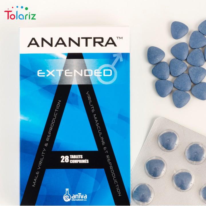 Anantra Extended Tăng Cường Cương Dương, Cải Thiện Sinh Lý