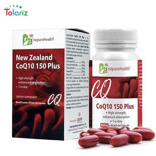 CoQ10 Plus New Zealand