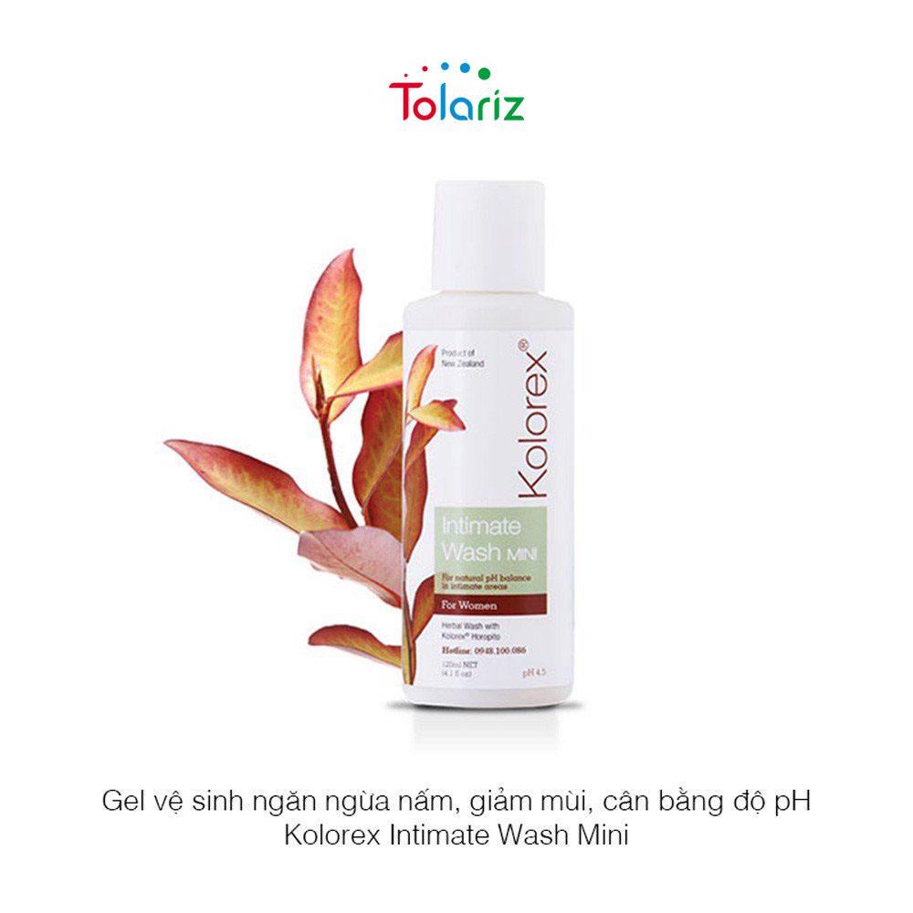 Dung dịch vệ sinh Kolorex Intimate Wash 50g