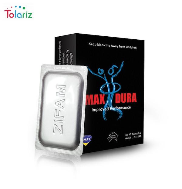 Viên Uống Max Dura – Tăng Cường Sinh Lực