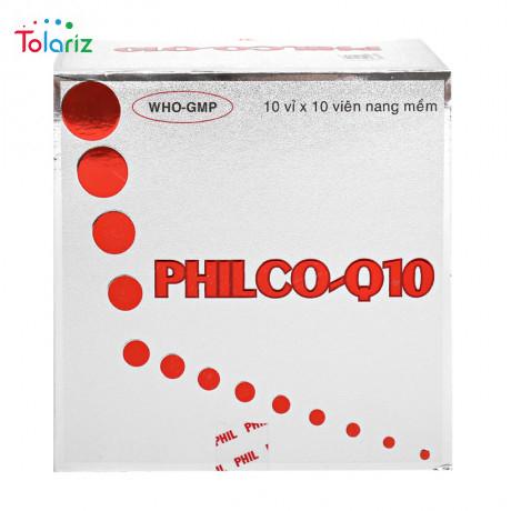 Philco – Q10: Chống oxy hóa bảo vệ cơ thể