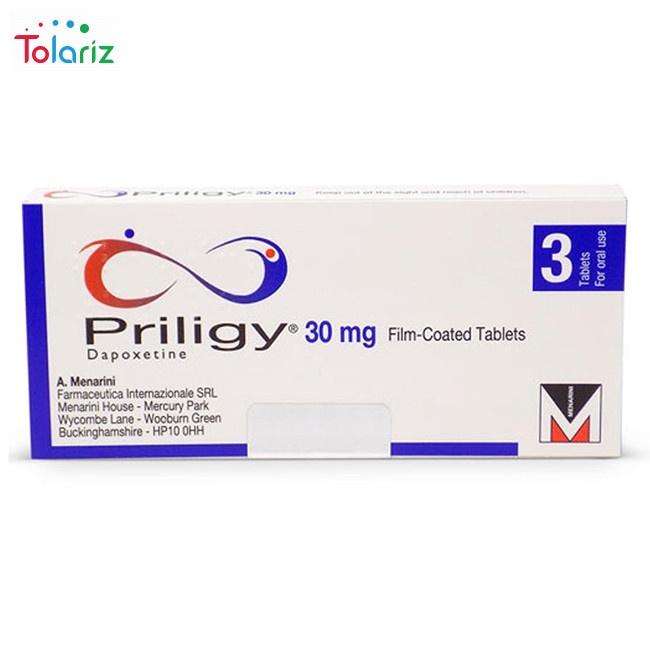 Thuốc Priligy: Hoạt Chất Dapoxetine 30mg, Điều Trị Xuất Tinh Sớm An Toàn