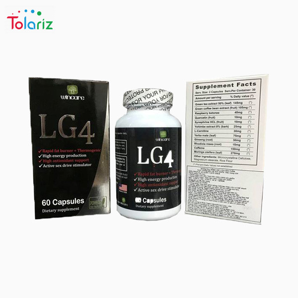 Thuốc LG4 – Tăng Cường Ham Muốn