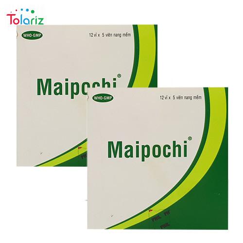 Thuốc Maipochi Có Tốt Không? Cách Dùng, Liều Dùng