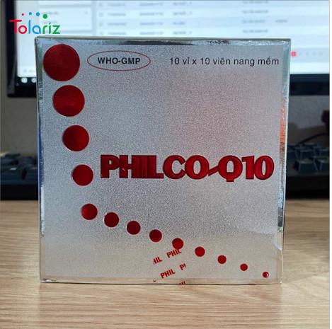 Thuốc Philco Q10 Bổ Sung Vitamin & Khoáng Chất, Tăng Cường Đề Kháng