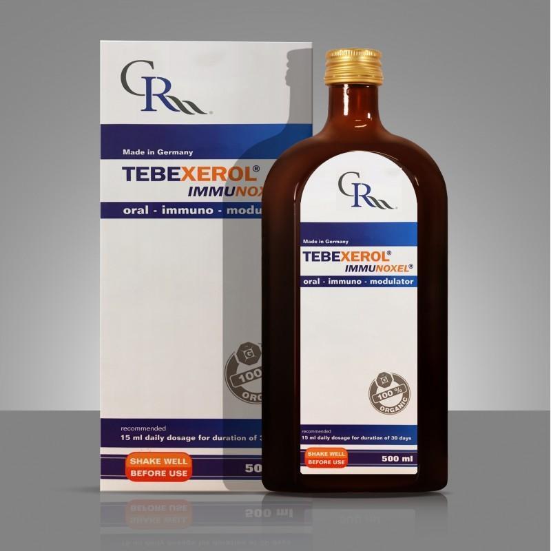 Tebexerol Immunoxel 500ml: Công Dụng, Mua Ở Đâu Uy Tín?