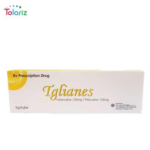 Tglianes – Thuốc Bôi Chống Xuất Tinh Sớm