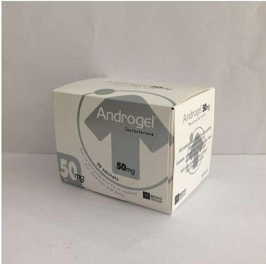 Adrogel 50mg - Liệu pháp bổ sung testosterone qua da hiệu quả, được nhiều nam giới tin dùng