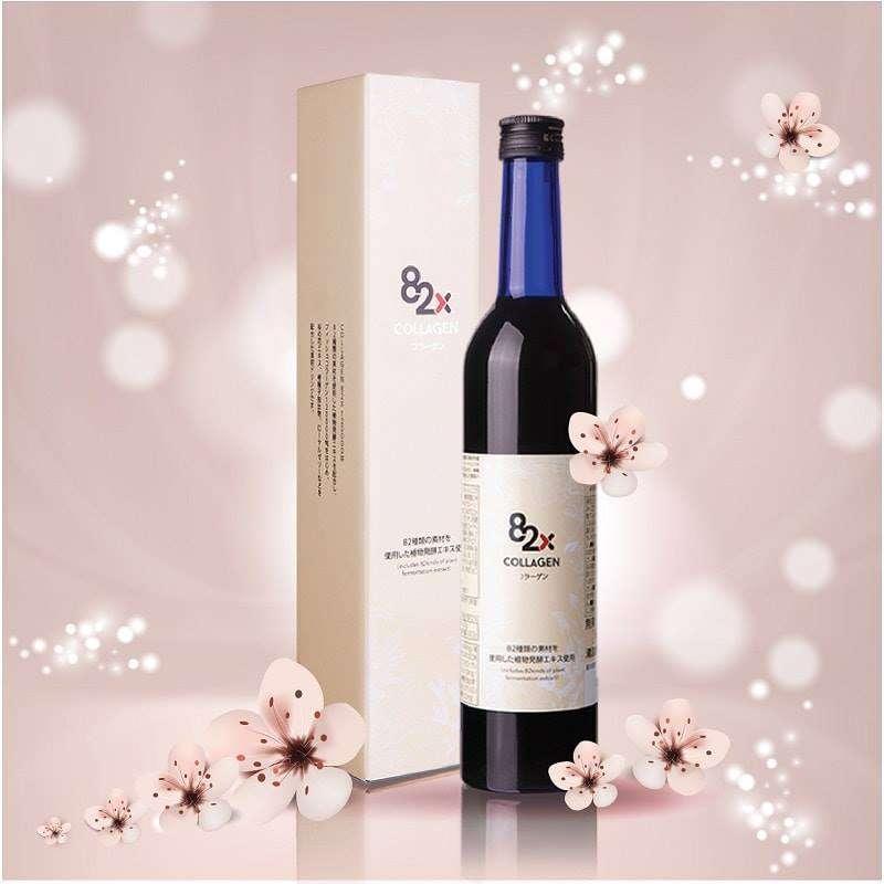 Collagen 82X Placenta tinh chất nhau thai heo từ Nhật Bản