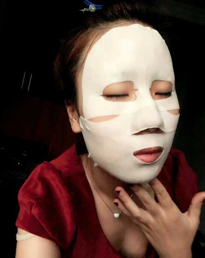 Mặt Nạ Nâng Cơ SK-II Skin Signature 3D Redefining Mask