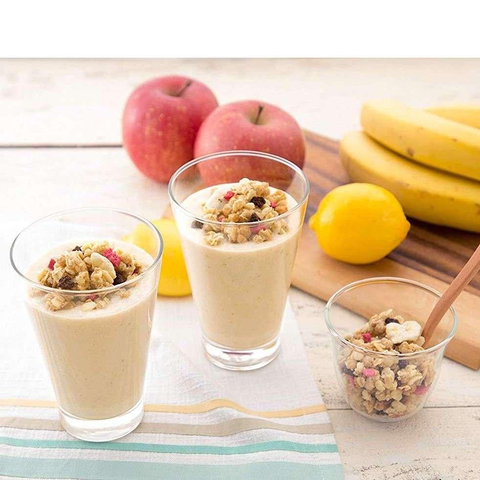 Ngũ cốc Calbee Furugura Walnut & Apple maple 700g là một loại ngũ cốc Nhật Bản giàu chất dinh dưỡng, chứa nhiều loại trái cây và hạt Giúp bổ sung canxi, chất xơ và các loại Vitamin B6, A, D, B12