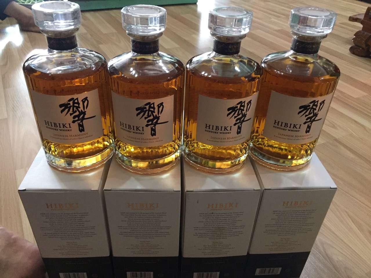 Rượu Whisky Nhật Hibiki