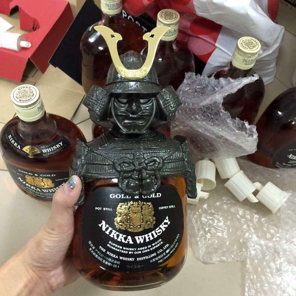 Rượu Nikka Whisky Samurai