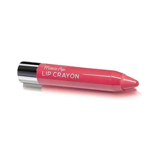 Son bút chì Lip Baby Crayon Màu Hồng – Rohto Nhật Bản