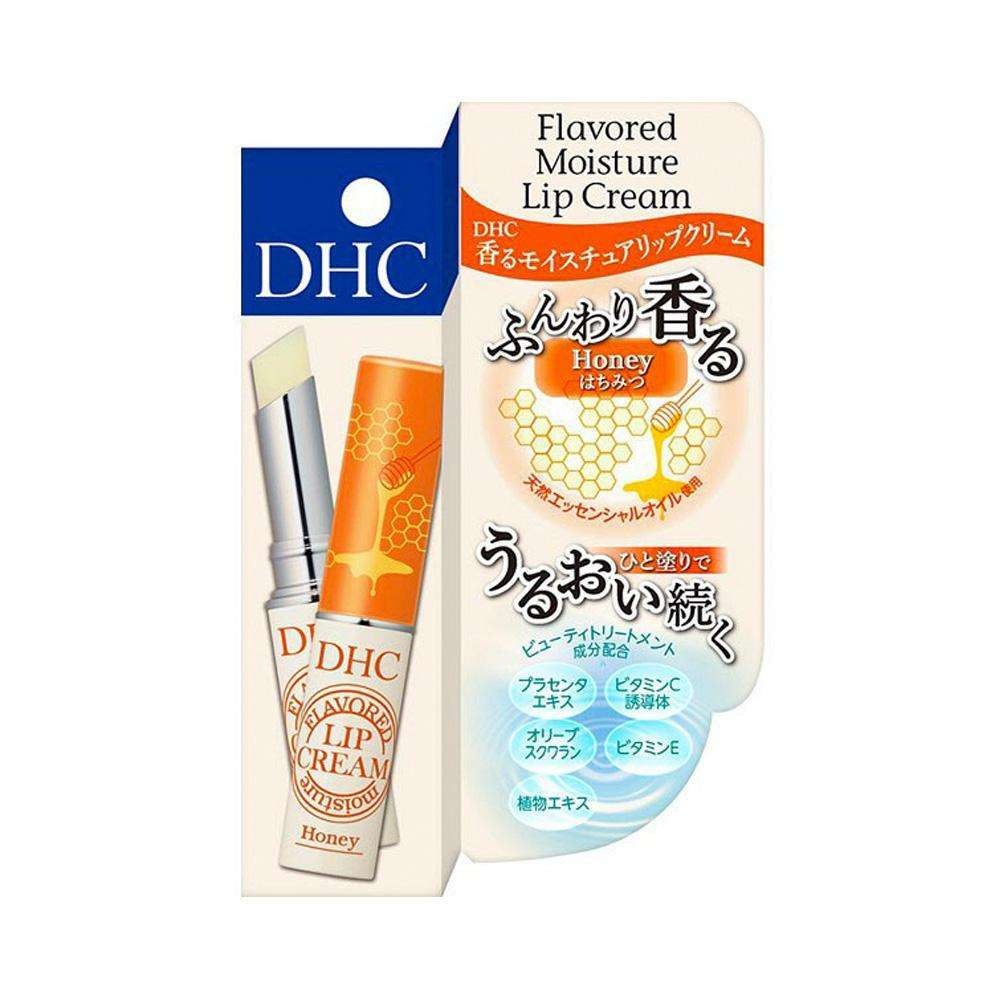 Son Dưỡng Môi DHC Flavored Moisture Lip Cream Rosemary