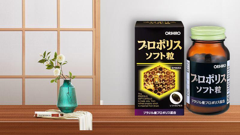 Sữa ong chúa Orihiro NhậtBản