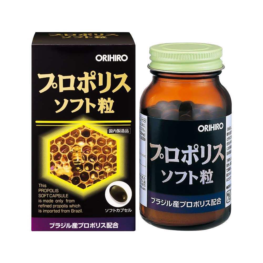 Sữa Ong Chúa Orihiro 120v – Xách Tay Nhật Bản