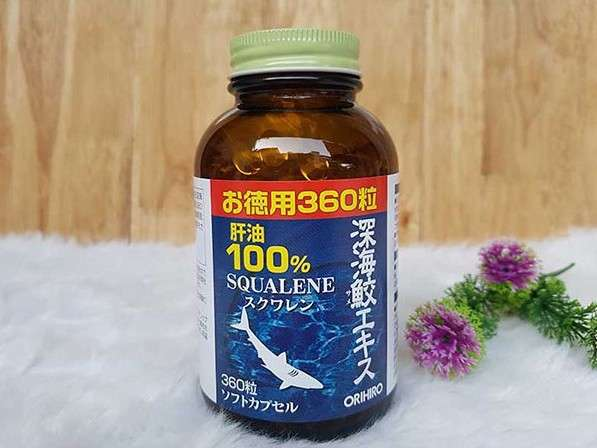 Sụn Vi Cá Mập Squalene Orihiro