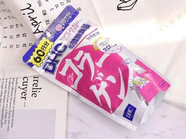 Viên Uống Collagen DHC Xuất Xứ Nhật Bản
