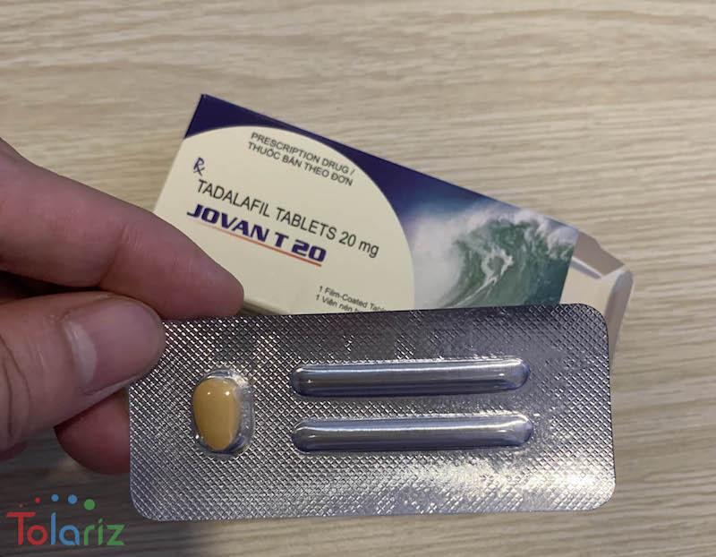Thuốc Jovan T20 Mua Ở Đâu TPHCM?