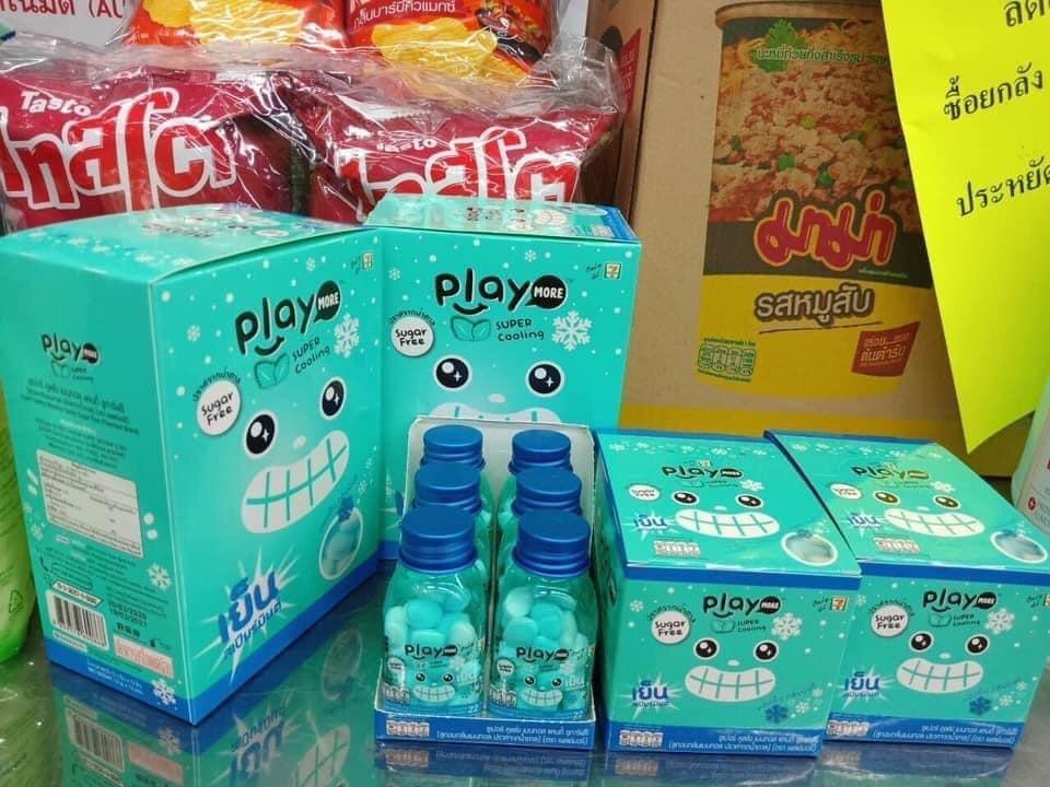 Kẹo Play Thái Lan – Hương Bạc Hà