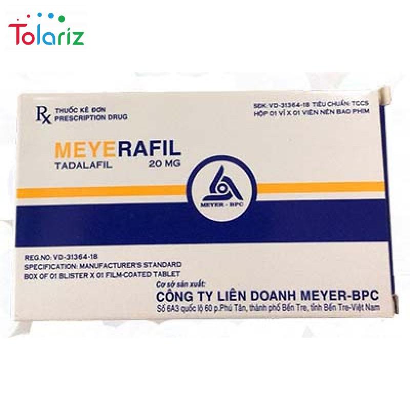 Thuốc Meyerafil Mua Ở Đâu TPHCM? Nơi Bán Uy Tín