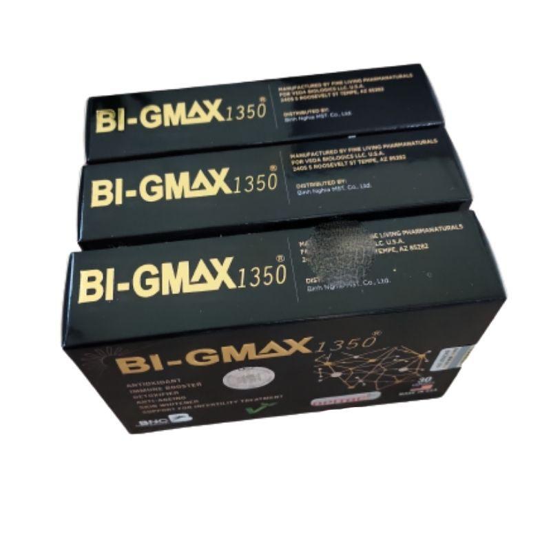 Bi-Gmax 1350 – Chống Oxy Hoá & Đào Thải Độc