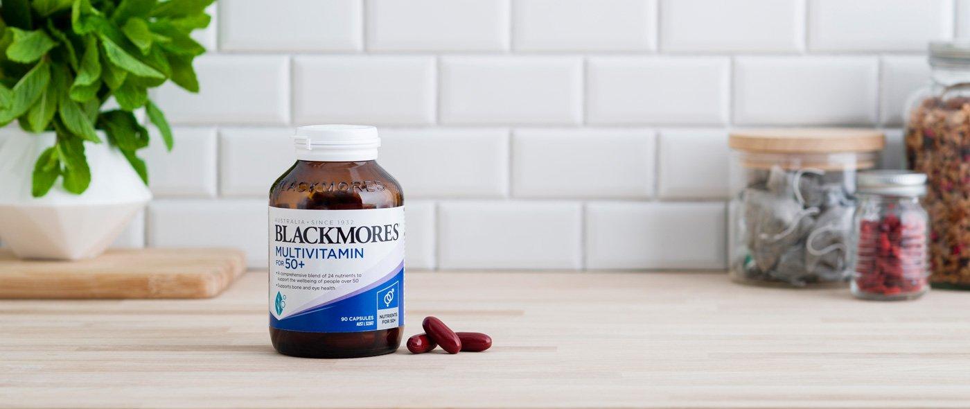 Blackmores Proactive Multi Bổ Sung Vitamin & Khoáng Chất