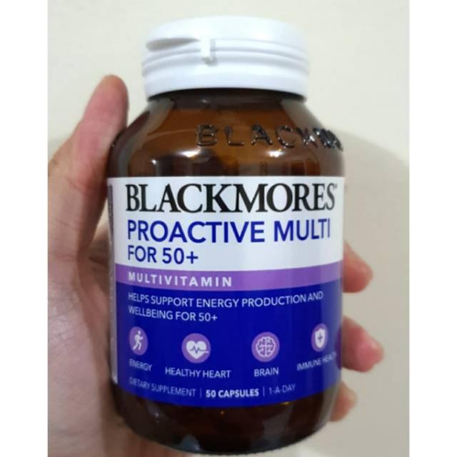 Blackmores Proactive Multi giá bao nhiêu? Mua ở đâu?
