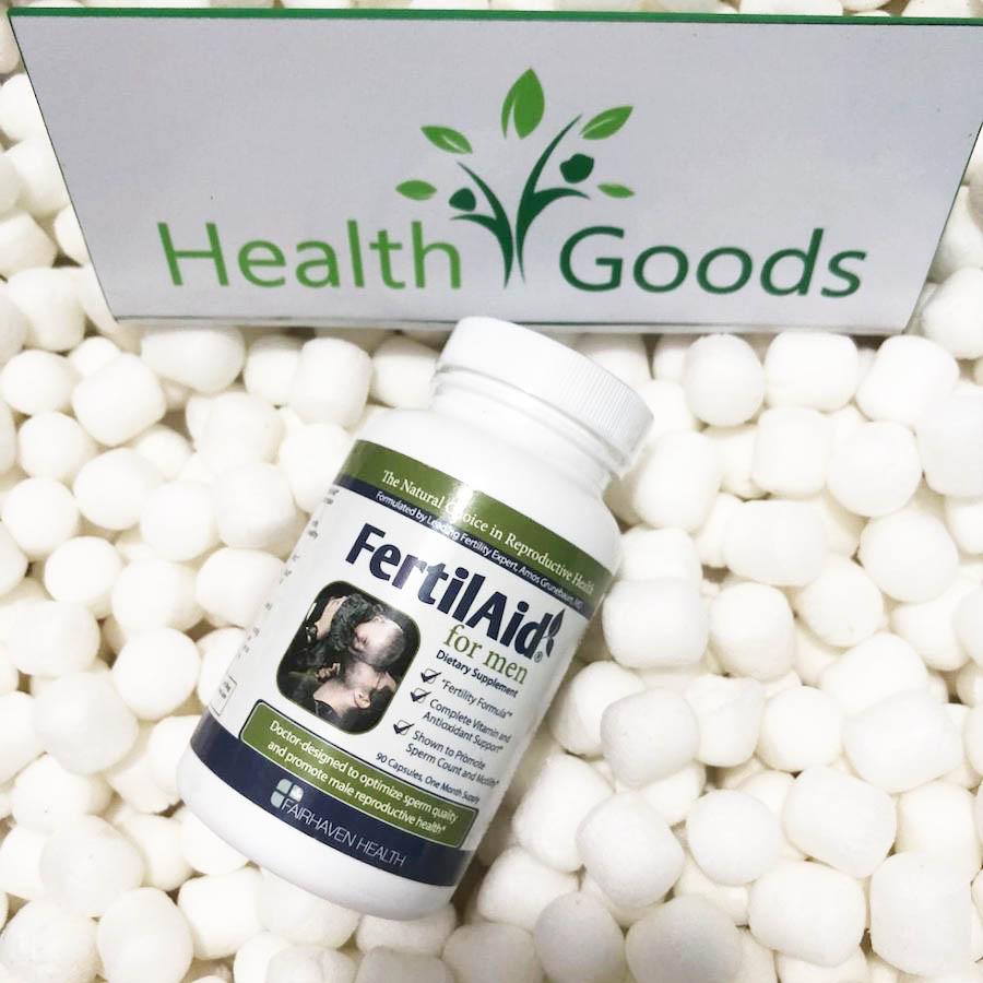 FertilAid for Men Tăng khả năng sinh sản cho nam giới