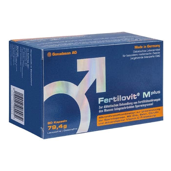 Fertilovit Mplus – Tăng Cường Chất Lượng Tinh Trùng