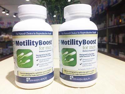 Thuốc MotilityBoost Có Tốt Không? Giá Bán Bao Nhiêu?