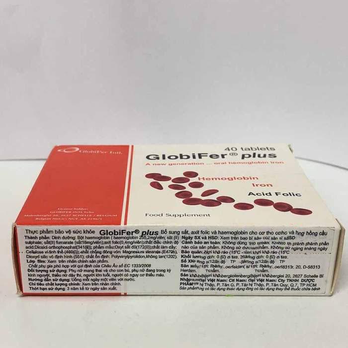 Globifer giúp bổ sung sắt, acid folic đầy đủ cho phụ nữ mang thai