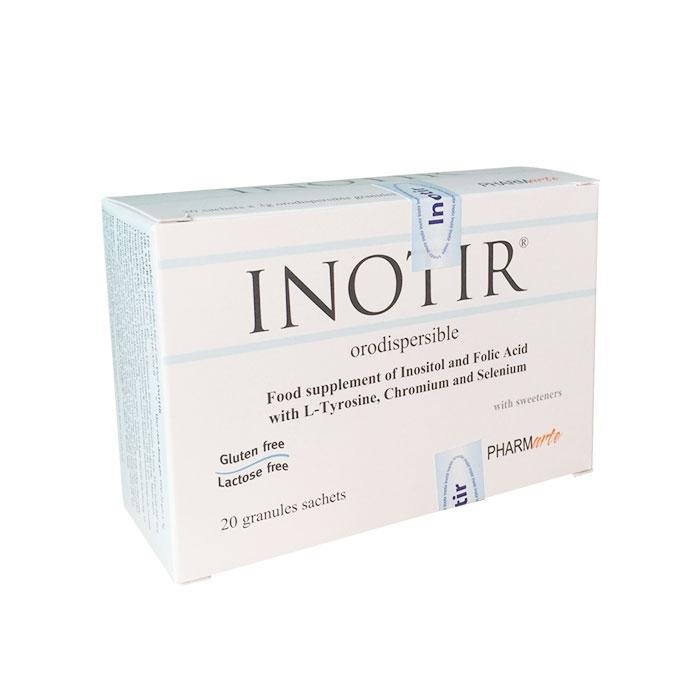 Thuốc Inotir – Điều Hoà Hormone, Khoẻ Buồng Trứng