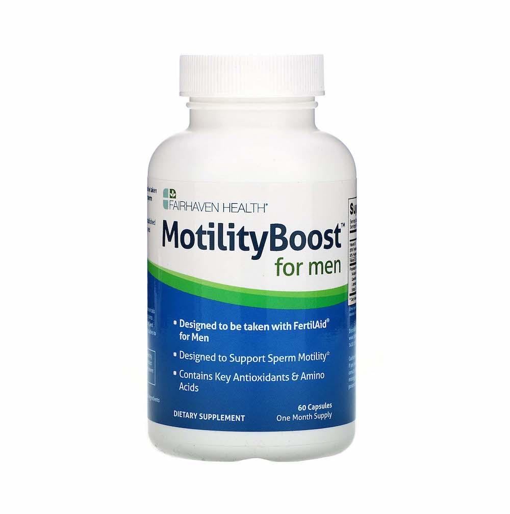 Thuốc MotilityBoost for Men – Tăng Chất Lượng Tinh Binh