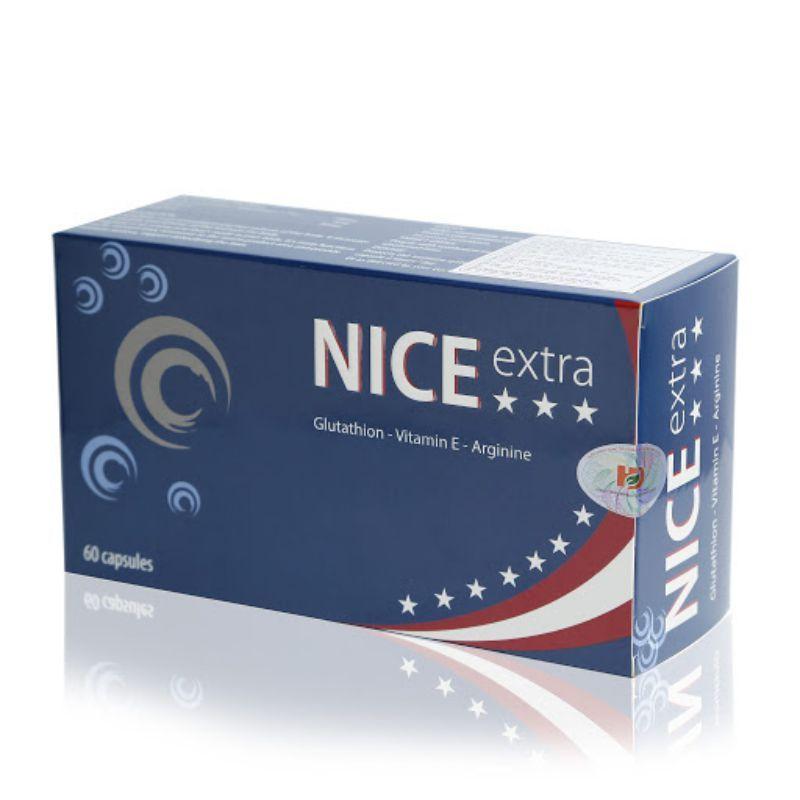 Thuốc Nice Extra – Giải Độc Gan, Tăng Trí Nhớ