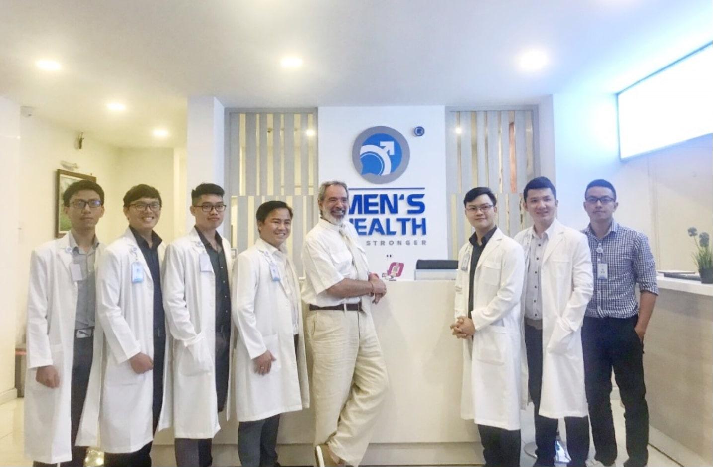 Review Phòng Khám Nam Khoa Men's Health - Dịch vụ Khám & Chữa Bệnh